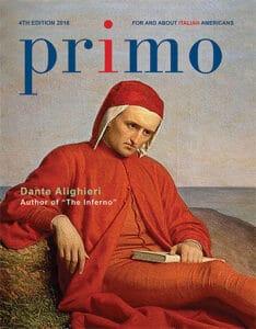 Primo Magazine - 4th Ed 2016 Cover