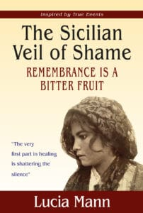 The Sicilian Veil of Shame - Book Cover